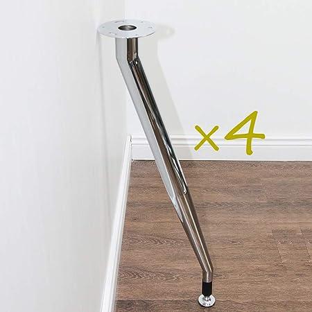 Patas De Metal para Muebles–Productos De Hierro Altura Ajustable ...