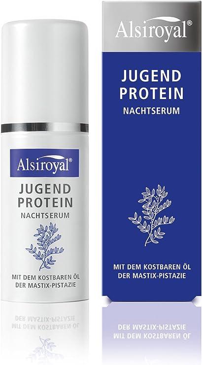 alsiroyal juvenil de proteína Noche Serum: Amazon.es: Belleza