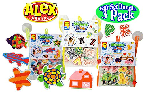 Rub A Dub (ALEX Toys Rub a Dub Stickers for the Tub