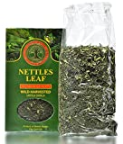 Wild Harvested Siberian Nettle Leaf, Premium Quality, 2.65 OZ (75 Grams) – Herbal Nettle Tea (Urtica Dioica)
