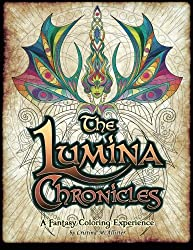 The Lumina Chronicles A Fantasy Coloring Experience Volume 1