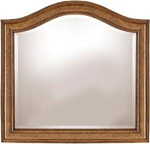 Hooker Furniture Windward Raffia Mirror