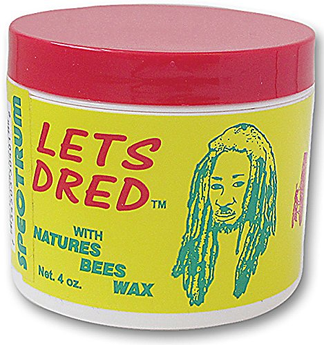 LETS DRED WITH NATURE BEES WAX by Lets Dred