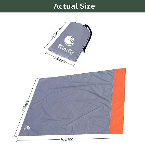 Amazon.com: Kimfly - Manta de playa, manta de picnic ...