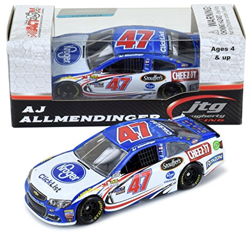 Nascar Collection (Lionel Racing AJ Allmendinger 2017 Kroger NASCAR Diecast 1:64 Scale)