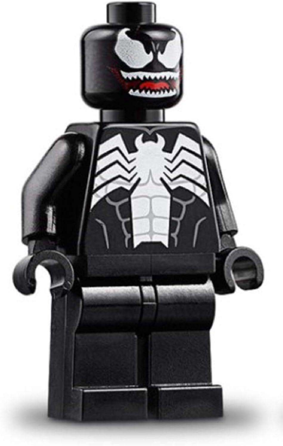 LEGO Superheroes - Venom minifig from Spiderman - 2019