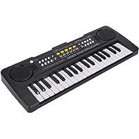 Bärbar multifunktions pianotangentbord, 37-tangenters USB-pianoleksak, för barn, barn (BF-420)