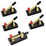 tatoko 5PCS Educational Single Pole Knife Switch