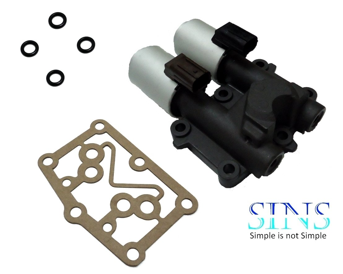 SINS - Civic Fit Jazz Transmission AT Clutch Pressure Control Solenoid Valve B and C 28260-RPC-004 - Casting