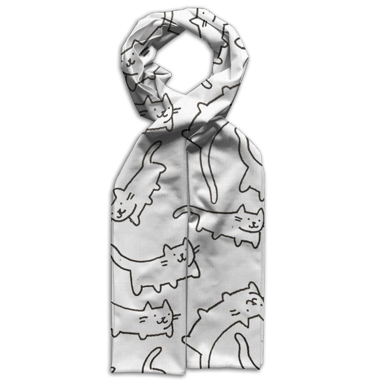 DGYEG44 Flowers Printing Scarf Kids Warm Soft Fashion Scarf Shawl For Autumn Winter