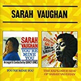 You're Mine You / Explosive Side of Sarah Vaughan