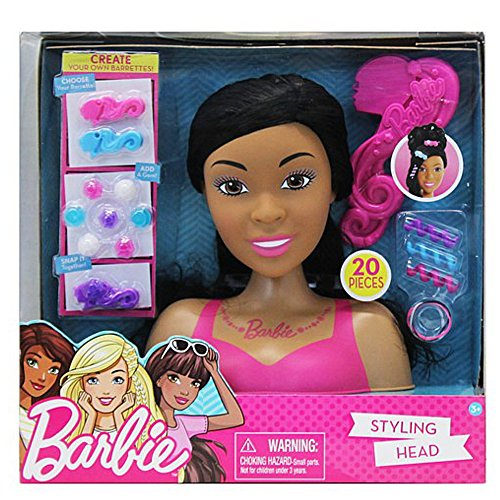 Search : Barbie Styling Head African American