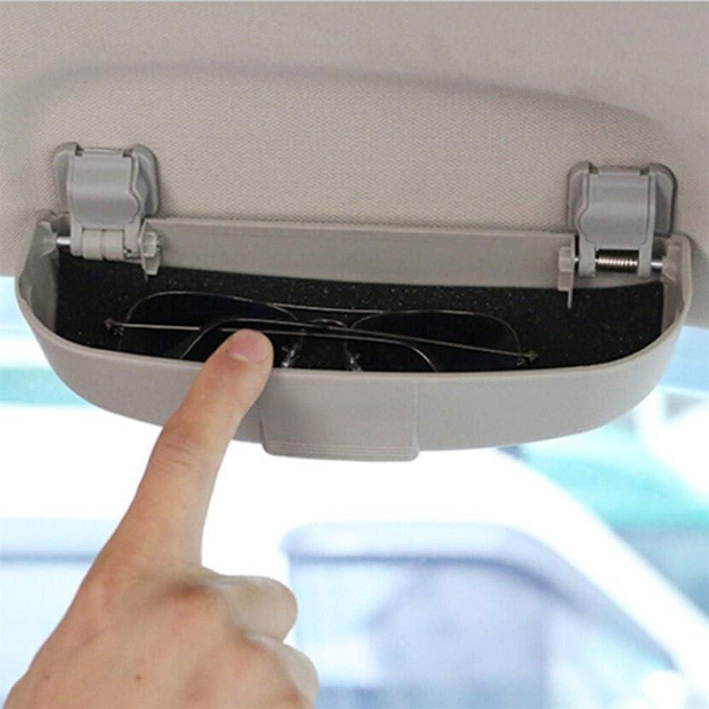 La cr/éativit/é Lunettes de soleil support de voiture /étui /à lunettes de stockage for Volvo S40 S60 S80 XC60 XC90 V40 V60 C30 XC70 V70 Mini Cooper R50 R52 pour organisateur de lunettes de voiture