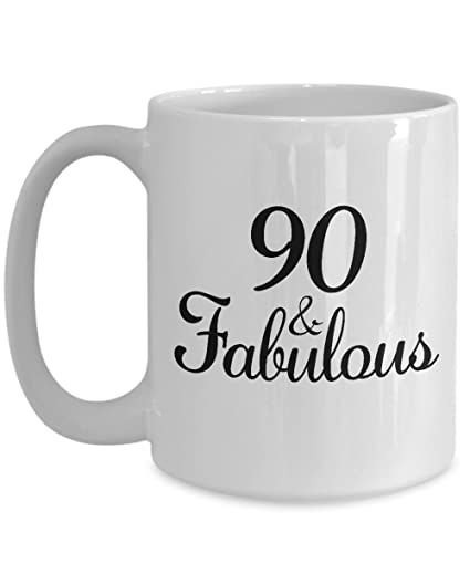 Image Unavailable Not Available For Color 90th Birthday Gifts Ideas Women