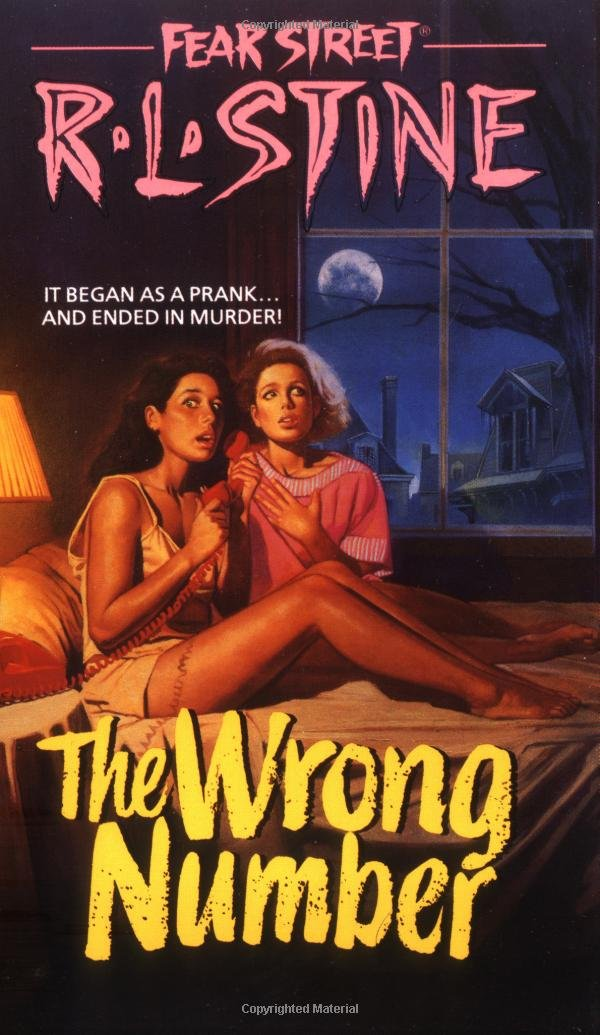Wrong Number Fear Street No product image