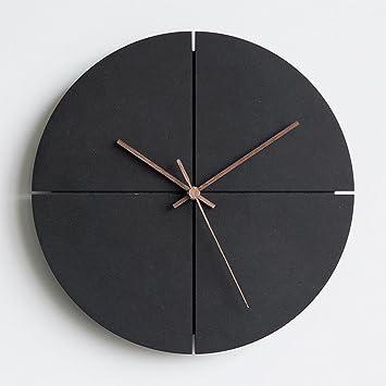 Charmant GUAZ Wanduhr Moderne Minimalistische Wanduhr Kreative Mode Wanduhr Stille  Nicht Tickende Uhr Wohnkultur Für Wohnzimmer