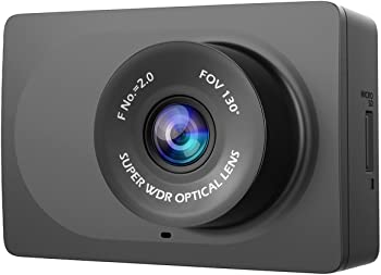 YI 1080p Full HD Car Dashboard Camera