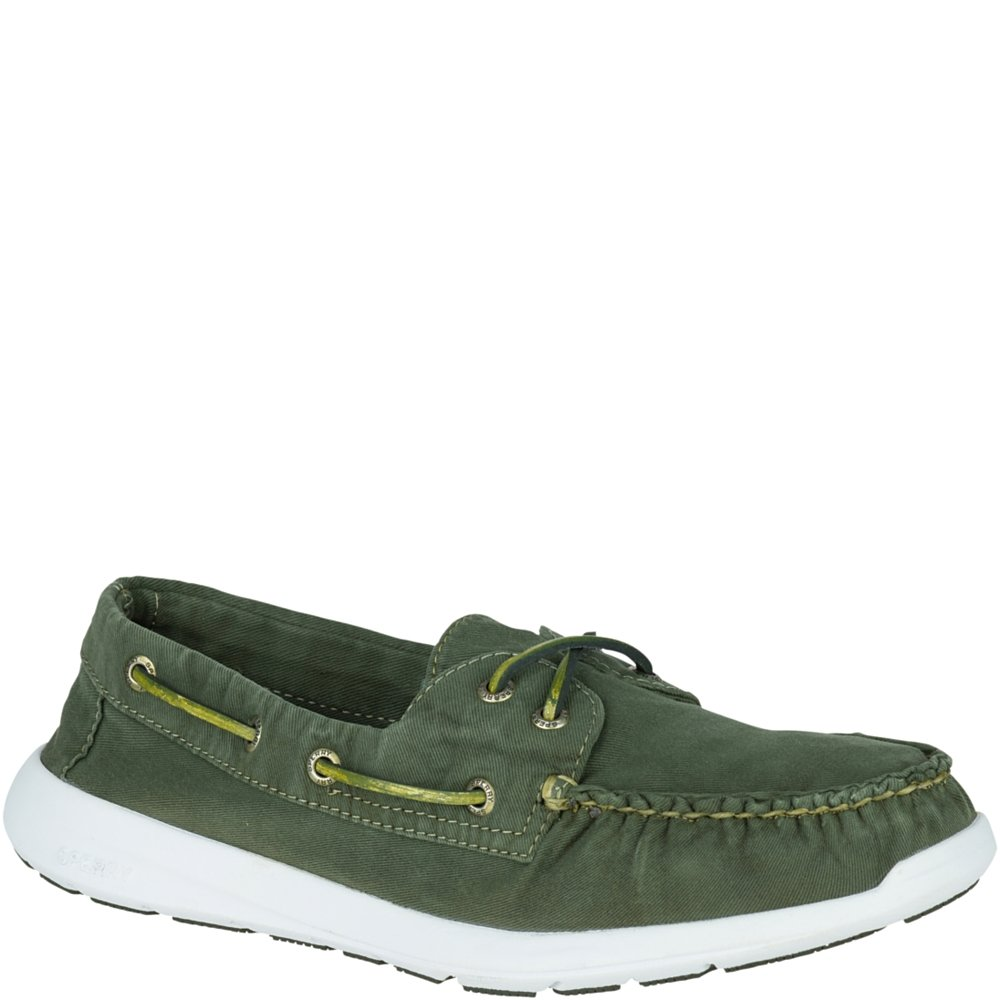 Sperry Top-Sider Men's Sojourn Canvas Boat Shoe