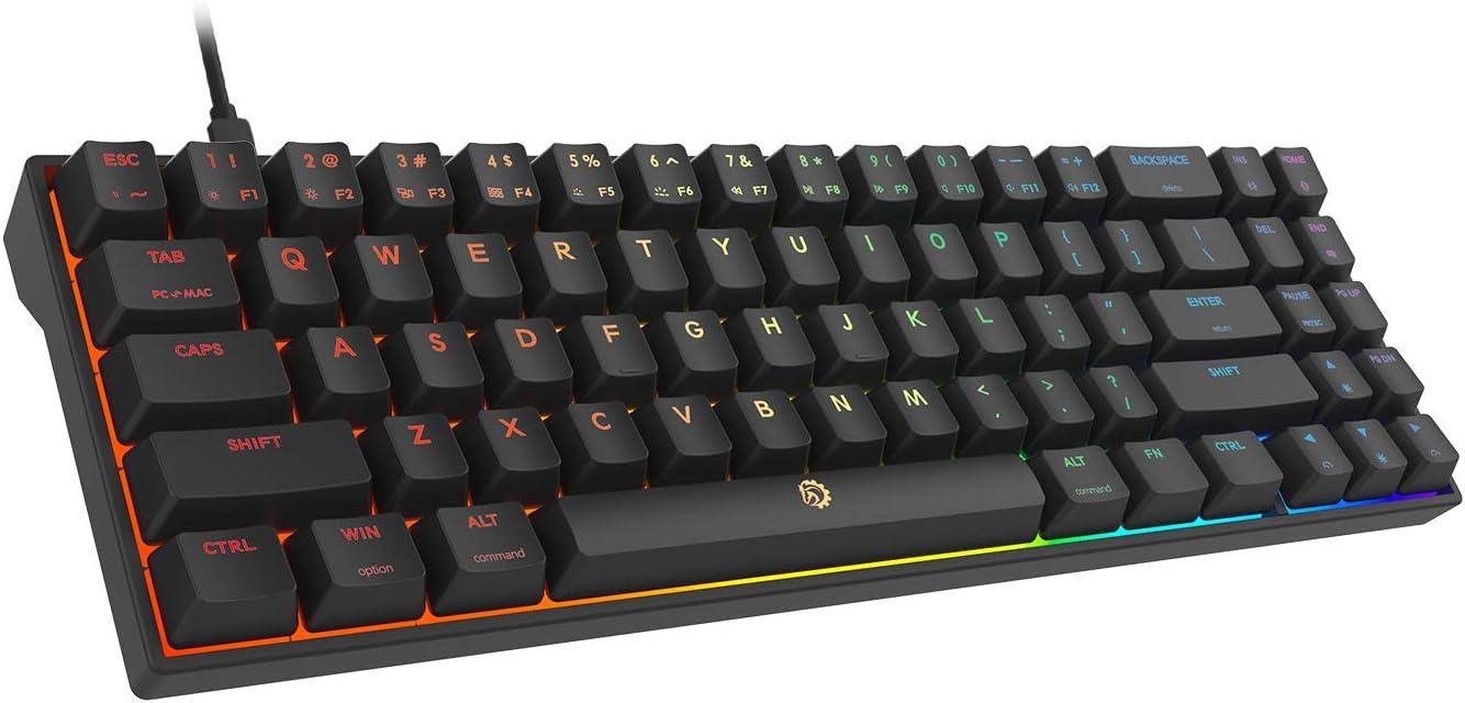 Drevo Calibur - Best 60% Keyboards