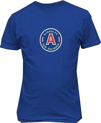 Alianza FC San Salvador El Salvador camiseta T Shirt Soccer Futbol (small)