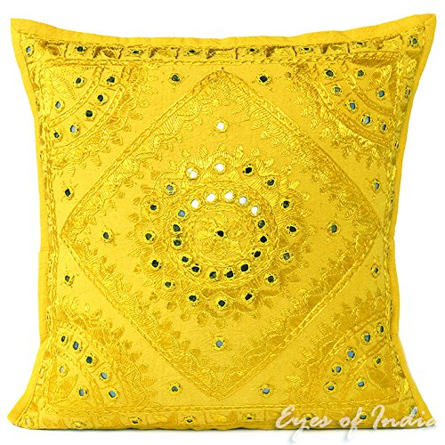 shams flower covers options sofa light decorative slp com amazon color throw size tangdepot pillow pillows floral black and handmade cotton printcloth