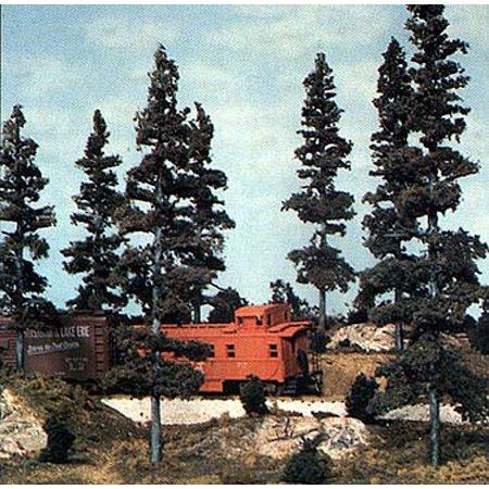 Pine Trees Large Metal Tree Kit 6-9 inches Woodland Scenics - Woodland Scenics Tree Armatures