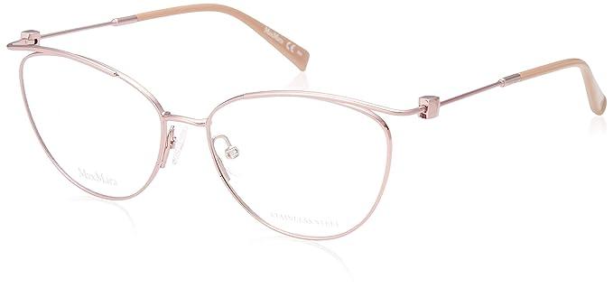Amazon.com: Eyeglasses Max Mara Mm 1354 035J Rosa: Clothing