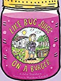 img - for Like Bug Juice on a Burger (Eleanor) book / textbook / text book