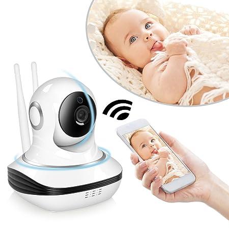 IP Camera Wireless, Beauty Star 720P Wireless WiFi IP