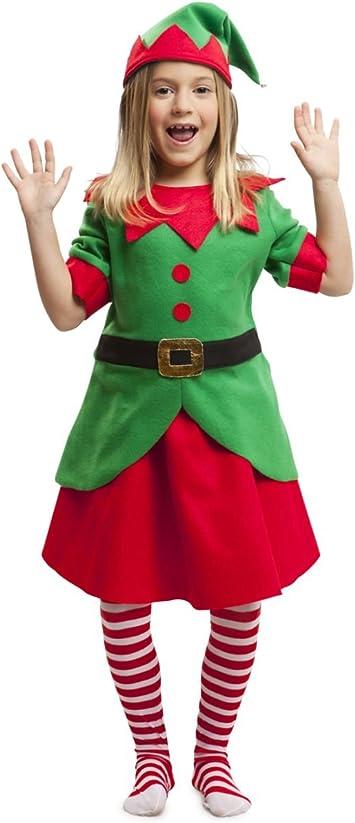 My Other Me Me-203374 Disfraz elfa para niña, 3-4 años (Viving ...