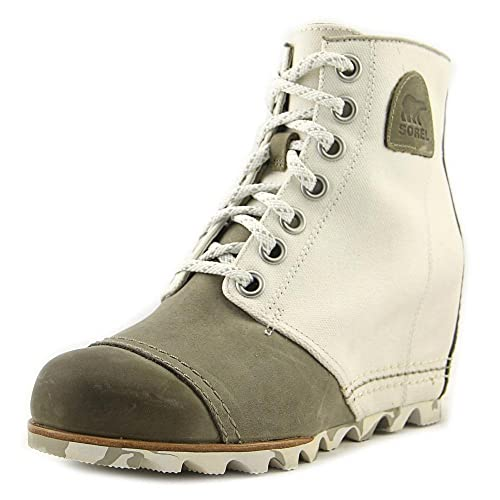 cf7ad85db505 Amazon.com  SOREL Women s 1964 Premium Wedge Booties  Shoes