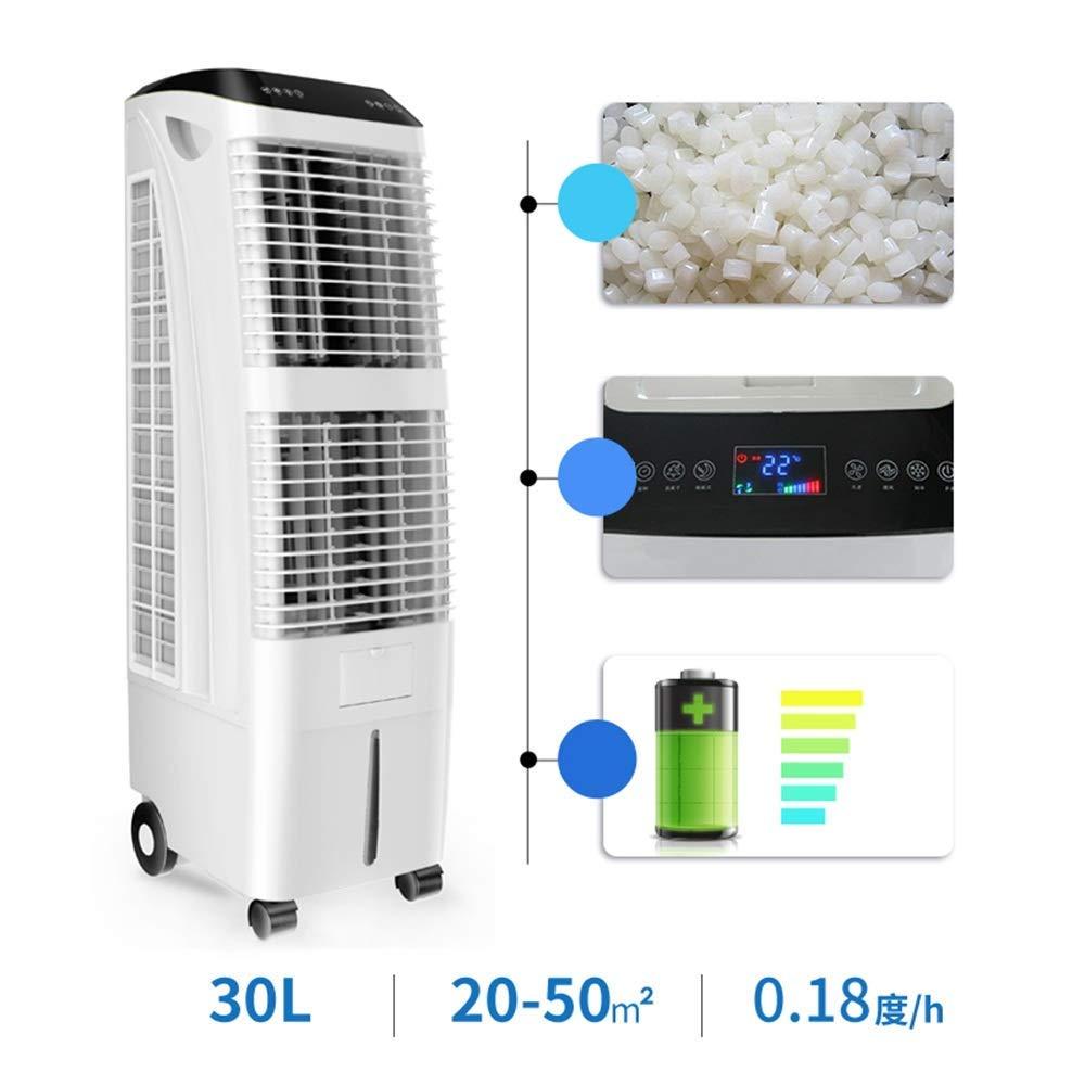 DONG Refrigeración por evaporación móvil Congelador Industrial ...