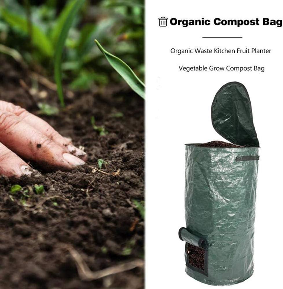 Zaluan Bolsas de probióticos Fermento Cocina Desecho de residuos Residuos orgánicos Hechos en casa Bolsa de Compost Vegetal Bolsa de Cultivo,45x80cm: Amazon.es: Hogar