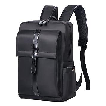 Oflamn Mochilas Portátil 14 Pulgadas - Maletín para Portátiles de Negocios Resistente al Agua - Water Resistant Business Laptop Backpack (black): Amazon.es: ...