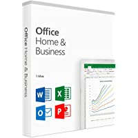 Office 2019 For Mac | Delivery within 24 Hours (Mac DL - link via Amazon Message/Email) | 1 Mac User | One-Time Purchase…