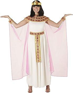 Morph Disfraz de Cleopatra Rosado para Mujer para Carnaval - XL ...