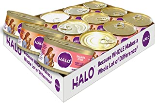 product image for Halo Grain Free Natural Wet Cat Food