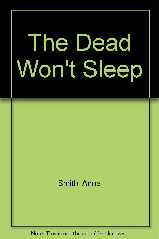 Read Online The Dead Won't Sleep pdf
