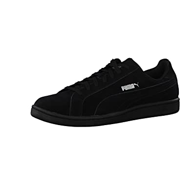 ee275b645e1e Puma Herren Sneaker Smash Buck Mono 362836 Puma Black 41  Amazon.de ...