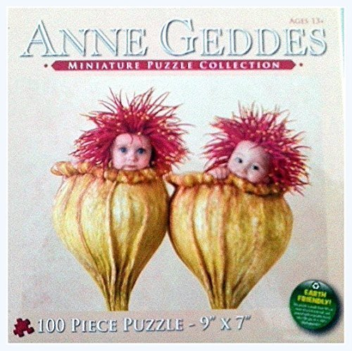 Anne Geddes Miniature Puzzle Collection 100 Pc 7