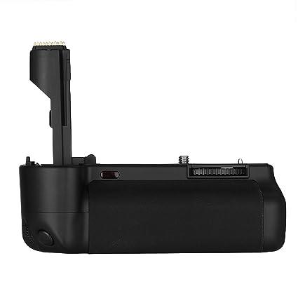 Powerextra - Repuesto de empuñadura BG-E2 N para Canon EOS 20d/30d ...