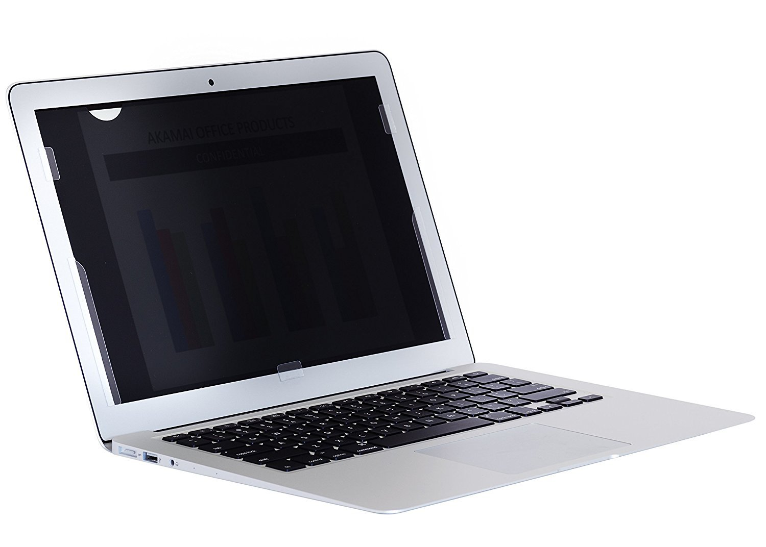 MacBook Privacy Screen Filters Anti-Glare (13 Inch MacBook Air (APNAP002) by Akamai Office Products (Image #6)