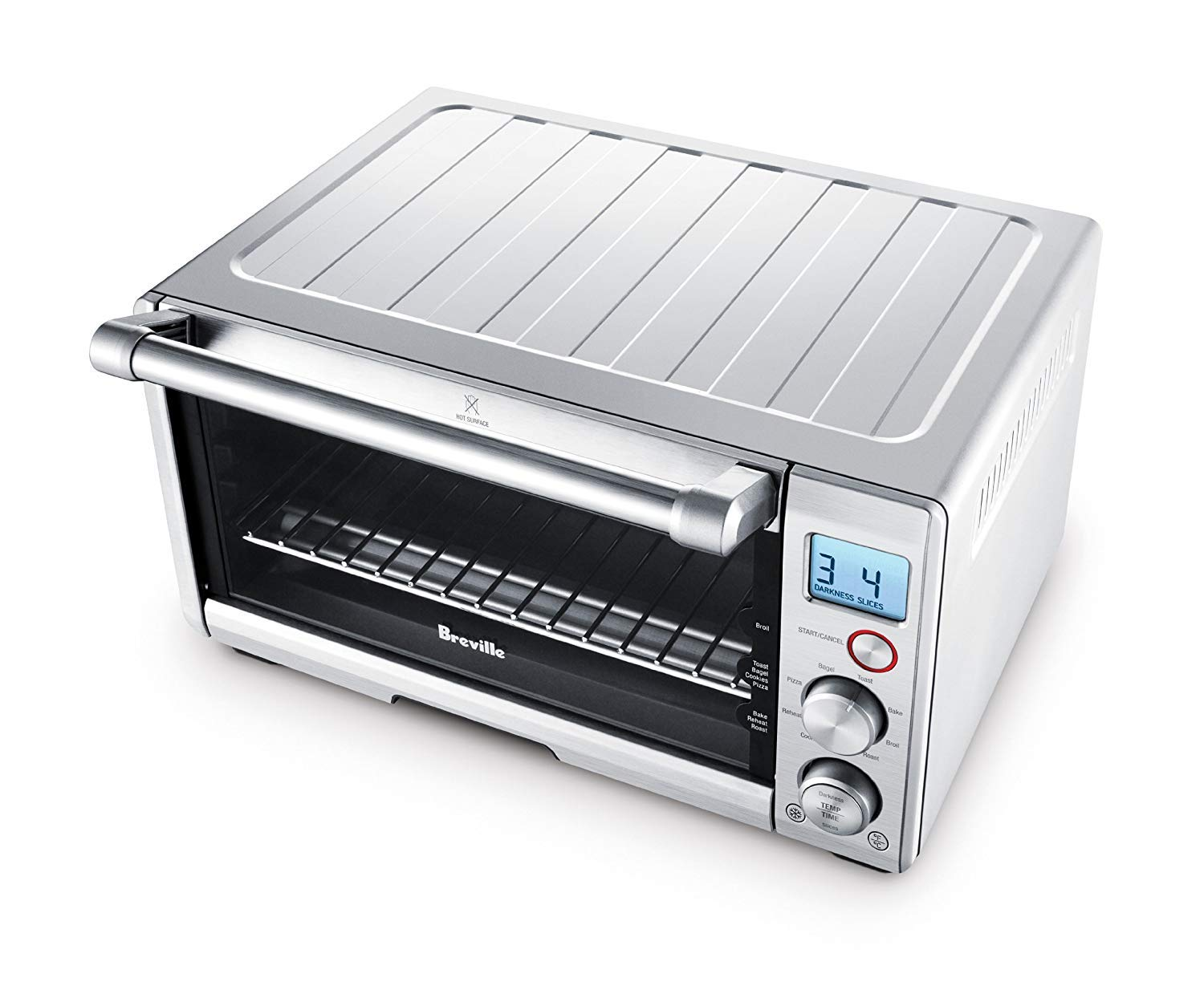 Breville the Compact Smart Oven 1800W Convection Toaster Oven - BOV650XL by Breville (Image #7)
