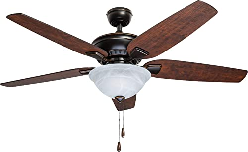 Prominence Home 80137-01 Afton Ceiling Fan