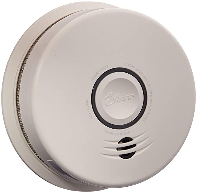 Amazon.com: Kidde P4010ACSCO AC - Alarma de humo ...