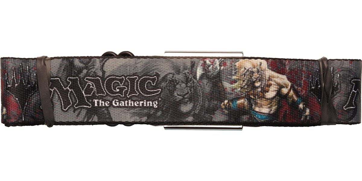 Magic The Gathering Ajani Goldmane Seatbelt Belt