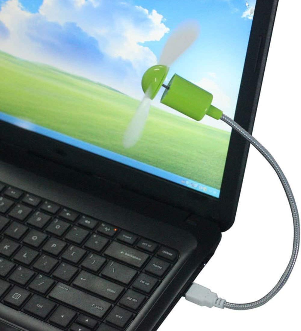 Flexible USB Mini Cooling Fan Cooler For Power Bank Laptop Desktop PC Computer Kavas