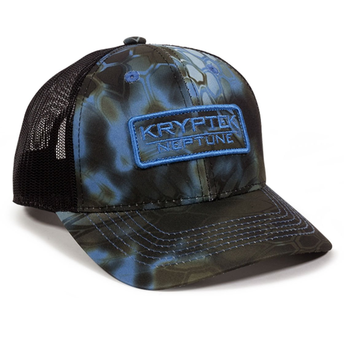 Hunting Kryptek Scout Patch Mesh Back Fishing Military Cap