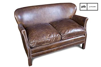 Sensational Chehoma Pib Sofas Turner Vintage Leather Sofa Leather Caraccident5 Cool Chair Designs And Ideas Caraccident5Info