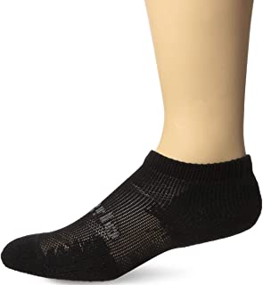 product image for thorlos unisex-adult Vrmu Max Cushion Edge Running Low Cut Socks